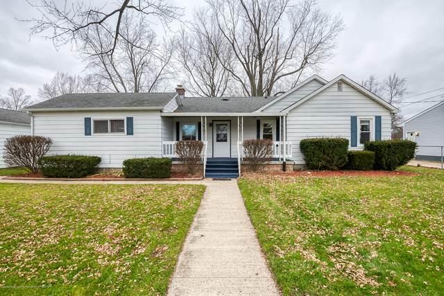 203 Elm Street, Grand Ledge, MI 48837 (MLS #251703) :: Real Home Pros