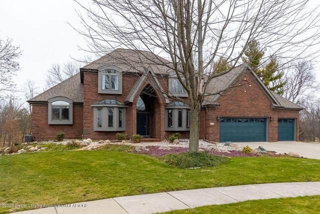 6020 Claremont Court, Lansing, MI 48917 (MLS #251728) :: Real Home Pros