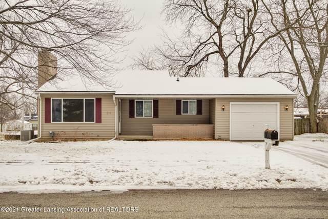 105 S Walnut Street, Mason, MI 48854 (MLS #252379) :: Real Home Pros