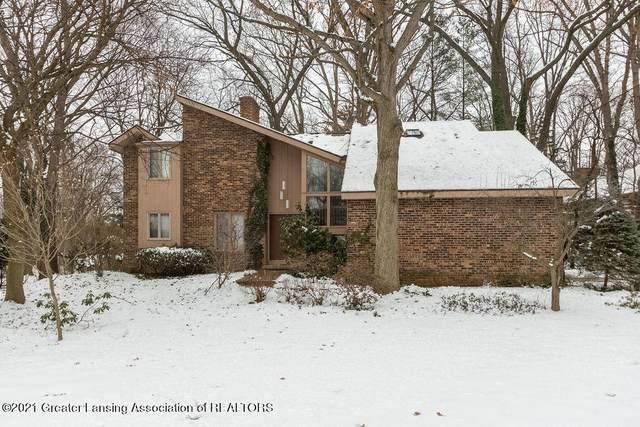 1301 Basswood Circle, East Lansing, MI 48823 (MLS #252458) :: Real Home Pros
