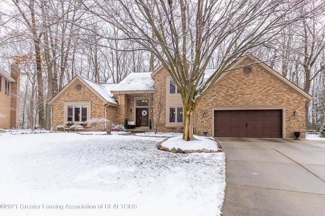 1290 Shortwood Circle, Okemos, MI 48864 (MLS #252535) :: Real Home Pros
