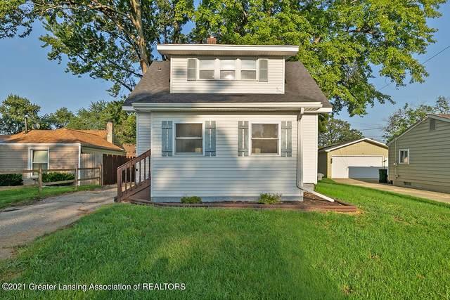 2921 Westmont Avenue, Lansing, MI 48906 (MLS #253640) :: Home Seekers