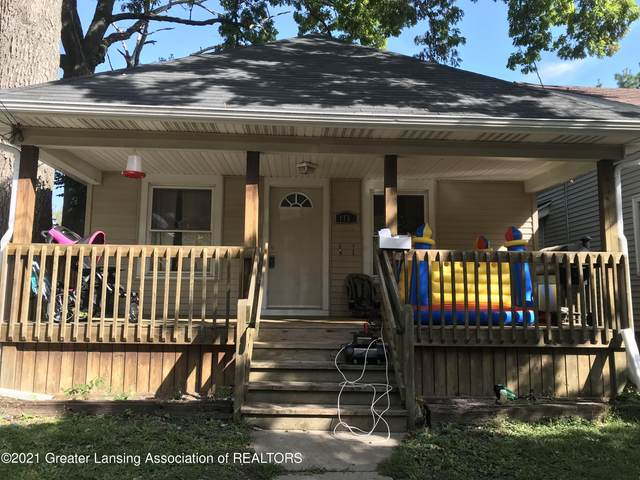 1137 E Malcolm X Street, Lansing, MI 48912 (MLS #256939) :: Home Seekers
