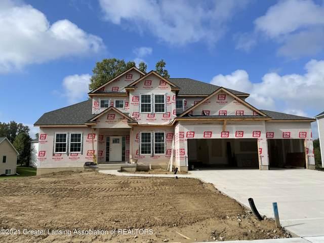 6065 N Sleepy Hollow Lane, East Lansing, MI 48823 (MLS #257272) :: Home Seekers