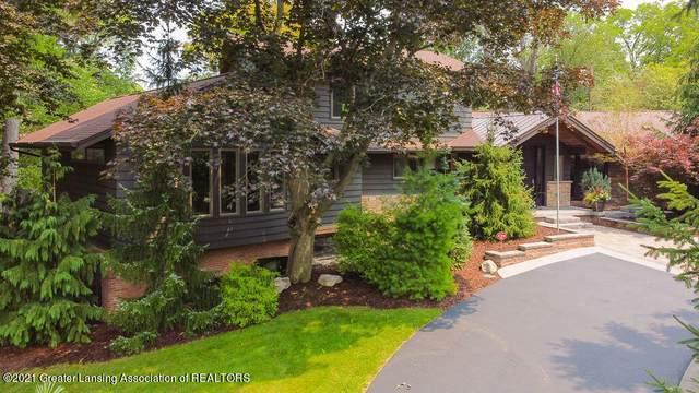 507 Woodland Pass, East Lansing, MI 48823 (MLS #257905) :: Home Seekers