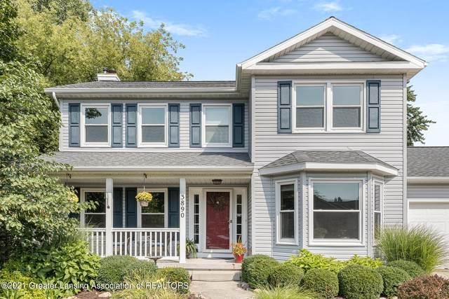 3890 Wachtel Drive, Holt, MI 48842 (MLS #257971) :: Home Seekers
