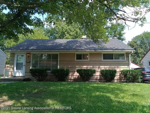 2042 Hillcrest Street, Lansing, MI 48910 (MLS #258148) :: Home Seekers