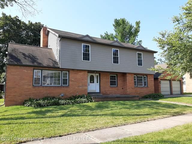 1701 W Shiawassee Street, Lansing, MI 48915 (MLS #258275) :: Home Seekers
