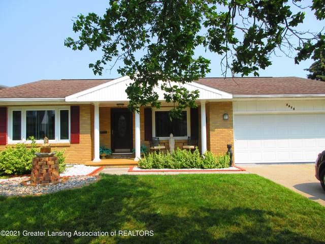 3418 Oakcliff Lane, Lansing, MI 48917 (MLS #258536) :: Home Seekers