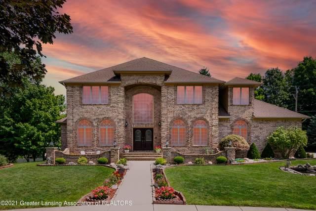2646 Walmar Drive, Lansing, MI 48917 (MLS #258883) :: Home Seekers