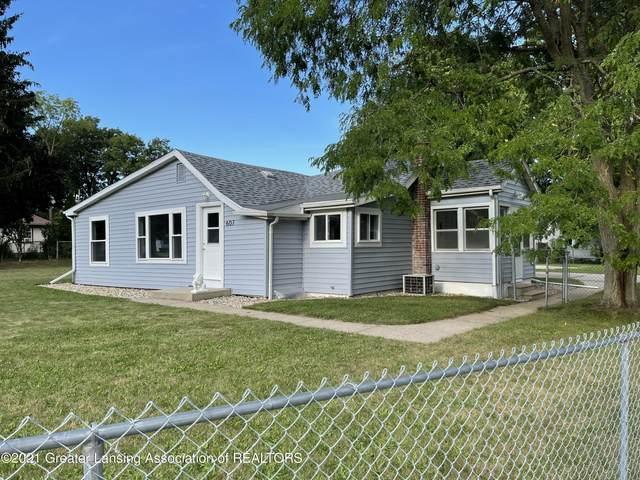 607 Hague Avenue, Jackson, MI 49203 (MLS #259112) :: Home Seekers