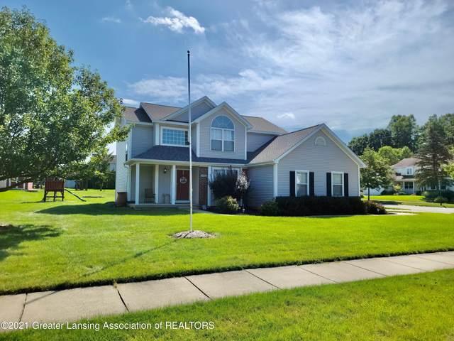 11550 Gold Fields Drive, Grand Ledge, MI 48837 (MLS #259574) :: Home Seekers