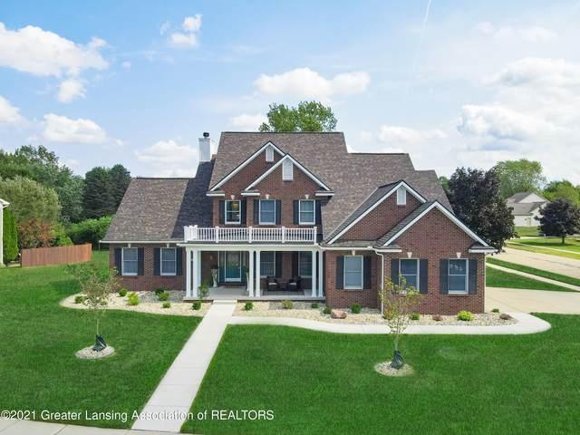 502 Drahner Drive, Eaton Rapids, MI 48827 (MLS #259655) :: Home Seekers