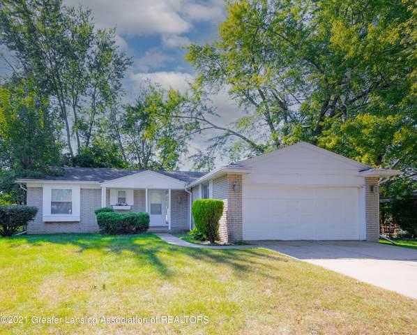 4157 Sheffield Boulevard, Lansing, MI 48911 (MLS #259797) :: Home Seekers