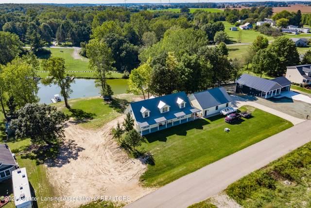 9564 Lakeview Court, Perrinton, MI 48871 (MLS #259935) :: Home Seekers