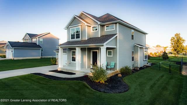 8526 Jacaranda Drive, Dimondale, MI 48821 (MLS #260205) :: Home Seekers