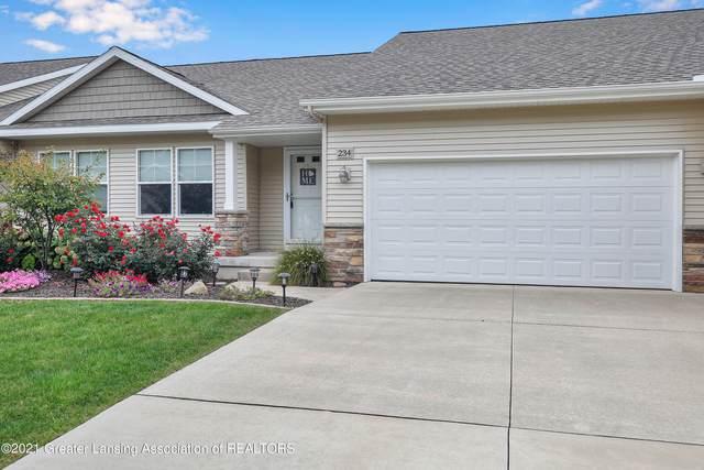 234 Barrington Circle #95, Lansing, MI 48917 (MLS #260242) :: Home Seekers