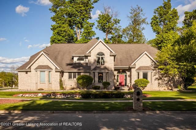 2518 Sugartree Trail, Lansing, MI 48917 (MLS #260344) :: Home Seekers
