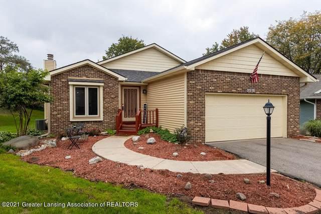 3518 Apple Valley Road, Okemos, MI 48864 (MLS #260454) :: Home Seekers