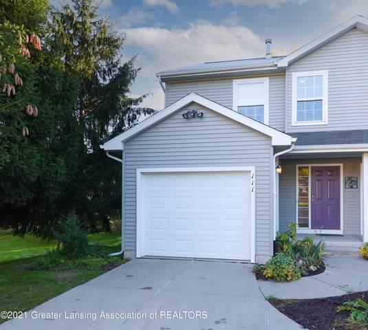 111 W Webb, Dewitt, MI 48820 (MLS #260674) :: Home Seekers