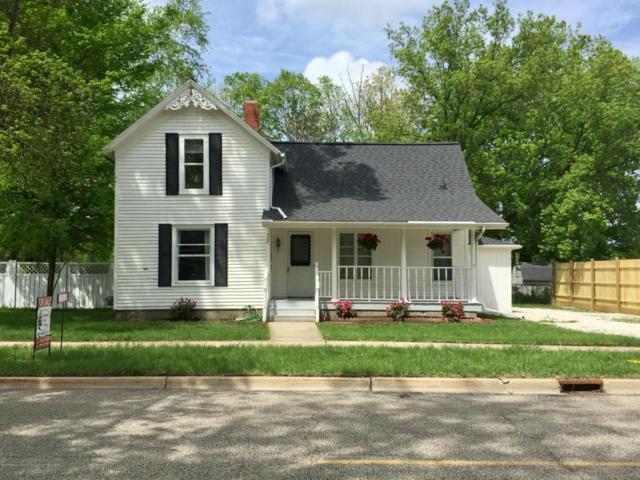 525 Reed Street, Nashville, MI 49073 (MLS #217359) :: Real Home Pros