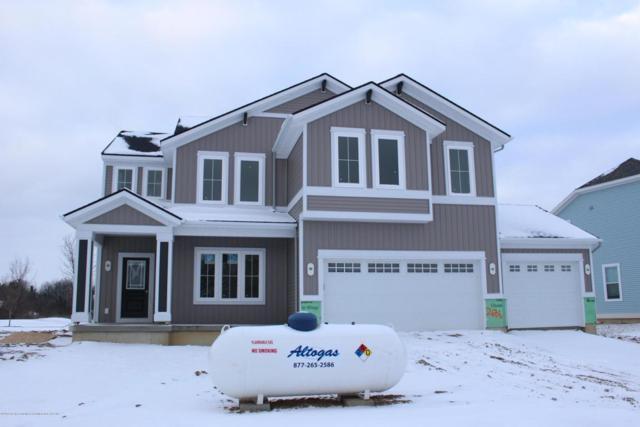 2636 Carnoustie Drive, Okemos, MI 48864 (MLS #220622) :: Real Home Pros