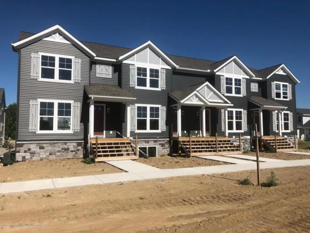 3848 Fossum Lane #10, Okemos, MI 48864 (MLS #222618) :: Real Home Pros