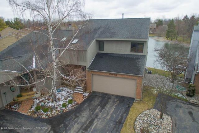 2445 Emerald Lake Dr Drive #117, East Lansing, MI 48823 (MLS #225067) :: Real Home Pros