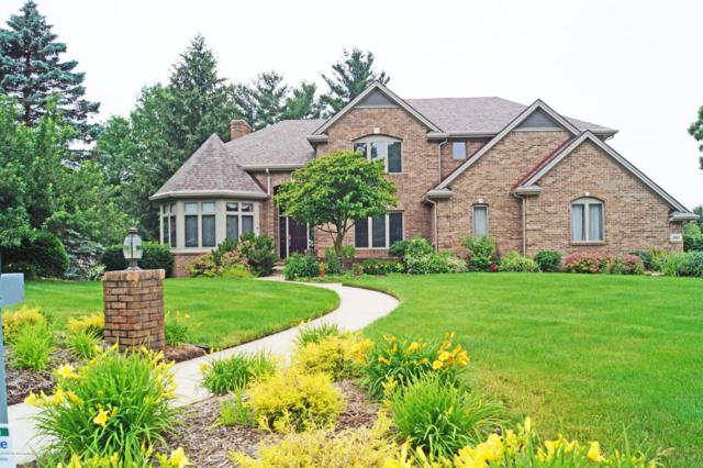 3801 Chippendale Circle, Okemos, MI 48864 (MLS #225515) :: Real Home Pros