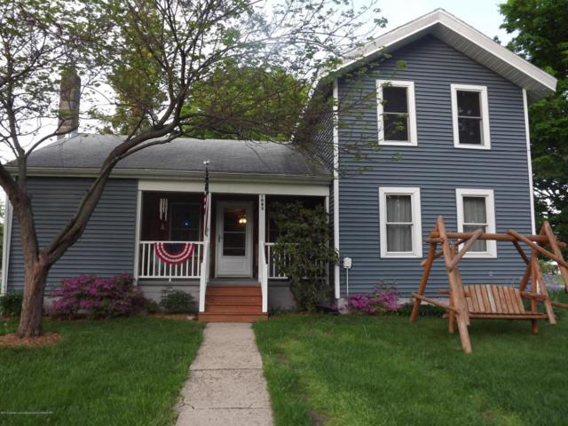 1085 Strong Street, Dansville, MI 48819 (MLS #226557) :: Real Home Pros
