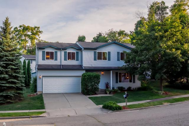 1437 Karlin Court, East Lansing, MI 48823 (MLS #227714) :: Real Home Pros