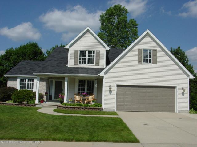2350 Knotwood Drive, Holt, MI 48842 (MLS #227781) :: Real Home Pros