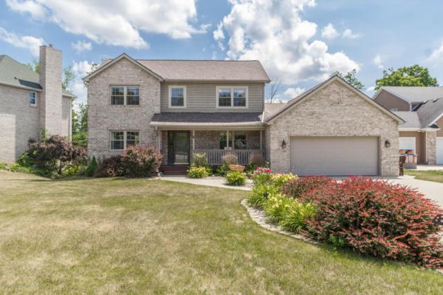480 S Cedar Run Court, Williamston, MI 48895 (MLS #228020) :: Real Home Pros