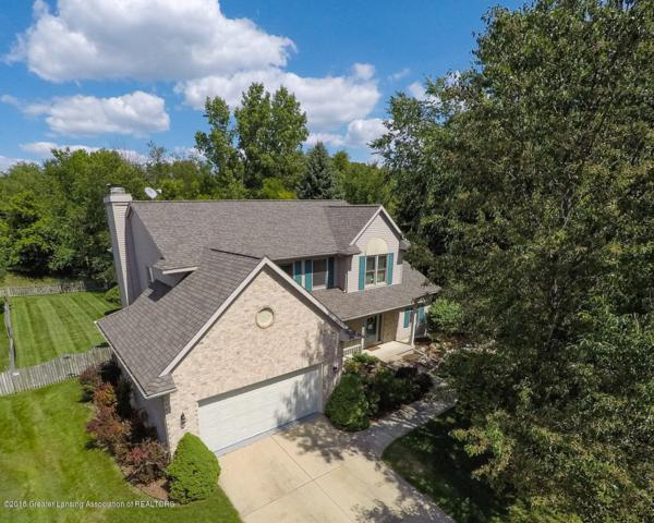 1250 Sweetwood Drive, Okemos, MI 48864 (MLS #228791) :: Real Home Pros