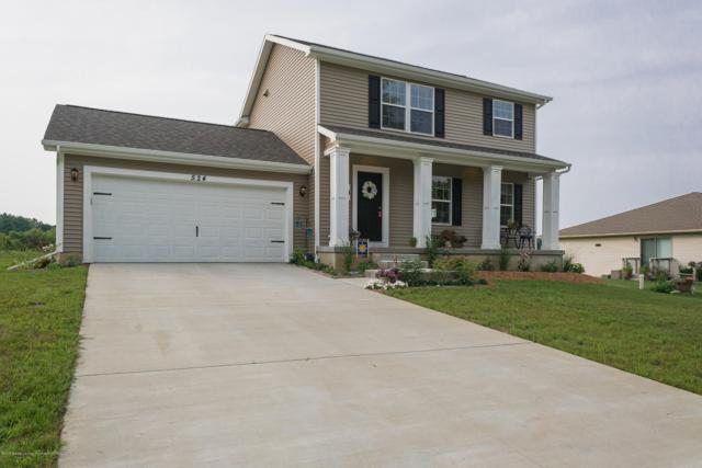 524 Doyle Road, Laingsburg, MI 48848 (MLS #229484) :: Real Home Pros