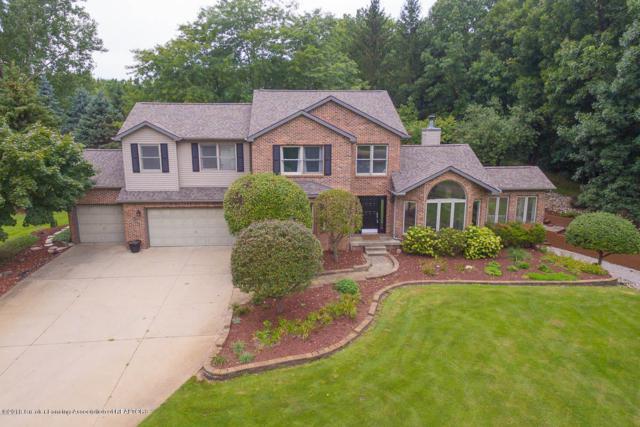 10010 Oak Island Drive, Laingsburg, MI 48848 (MLS #230213) :: Real Home Pros