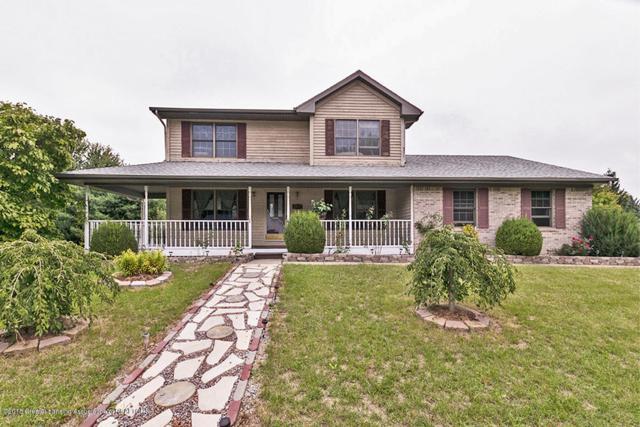 2600 Ayrshire Drive, Lansing, MI 48911 (MLS #230784) :: Real Home Pros