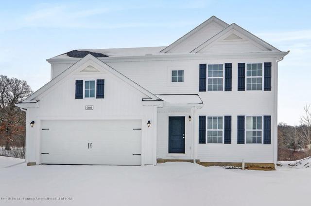 5603 Ladderback Drive, Holt, MI 48842 (MLS #231614) :: Real Home Pros