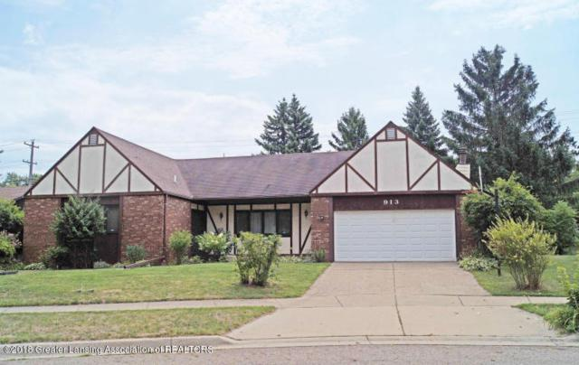 913 Whittier Drive, East Lansing, MI 48823 (MLS #232052) :: Real Home Pros