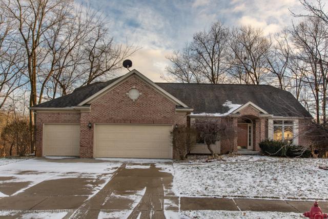460 S Cedar Run Court, Williamston, MI 48895 (MLS #233202) :: Real Home Pros