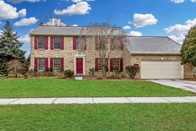 1043 Harrington Lane, East Lansing, MI 48823 (MLS #233301) :: Real Home Pros
