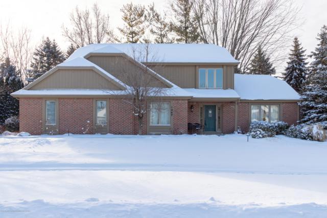 1967 Birch Bluff Drive, Okemos, MI 48864 (MLS #233529) :: Real Home Pros