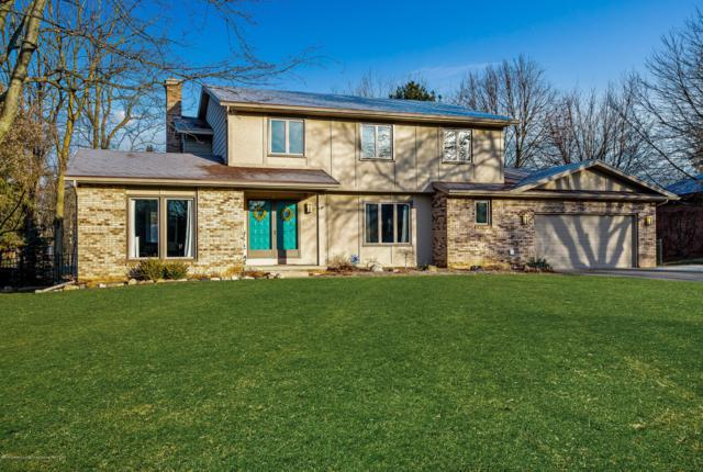 3885 Highwood Place, Okemos, MI 48864 (MLS #234327) :: Real Home Pros