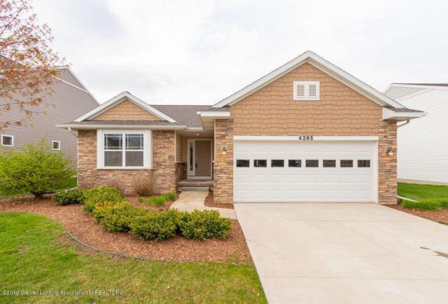 4265 Presidents Way #14, Dewitt, MI 48820 (MLS #235968) :: Real Home Pros
