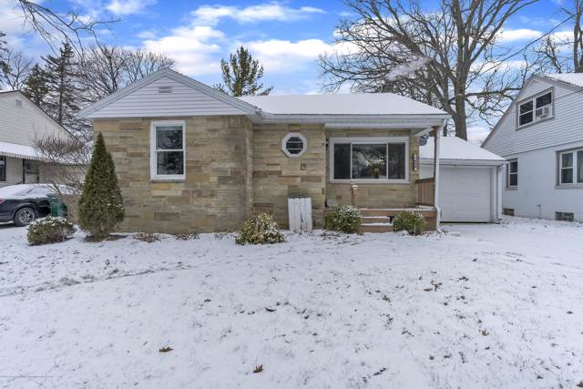 1406 W Rundle Avenue, Lansing, MI 48910 (MLS #242818) :: Real Home Pros