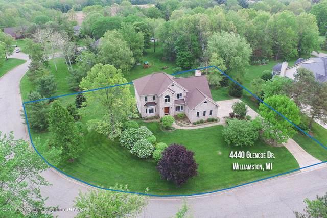 4440 Glencoe Drive, Williamston, MI 48895 (MLS #242925) :: Real Home Pros