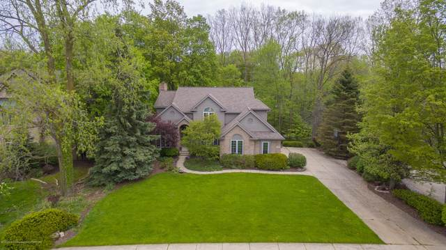 3668 Fairhills Drive, Okemos, MI 48864 (MLS #244201) :: Real Home Pros