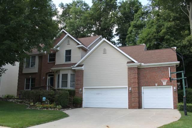 2546 Julie Way, Dewitt, MI 48820 (MLS #244340) :: Real Home Pros