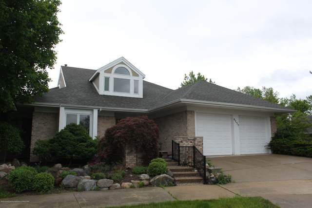 6235 W Golfridge Drive, East Lansing, MI 48823 (MLS #244902) :: Real Home Pros