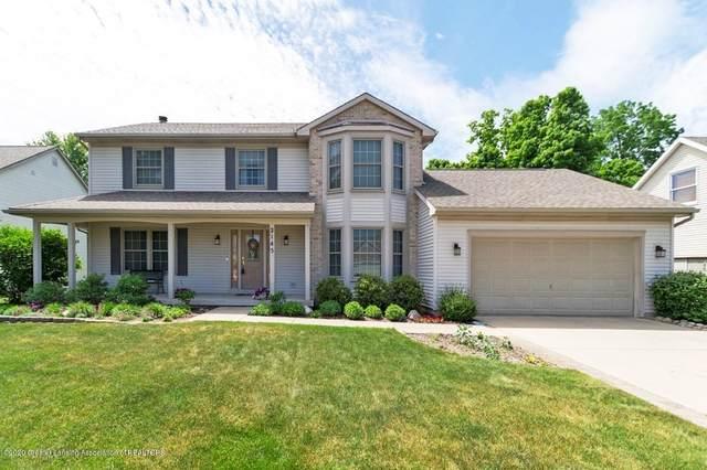 2145 Aspenwood Drive, Holt, MI 48842 (MLS #245032) :: Real Home Pros